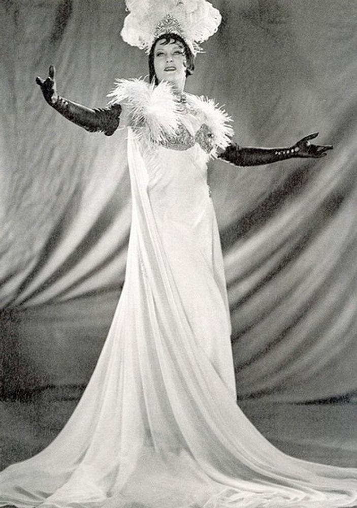 """Фото. Кадр из кинофильма """"Цирк"""", 1936 г."""
