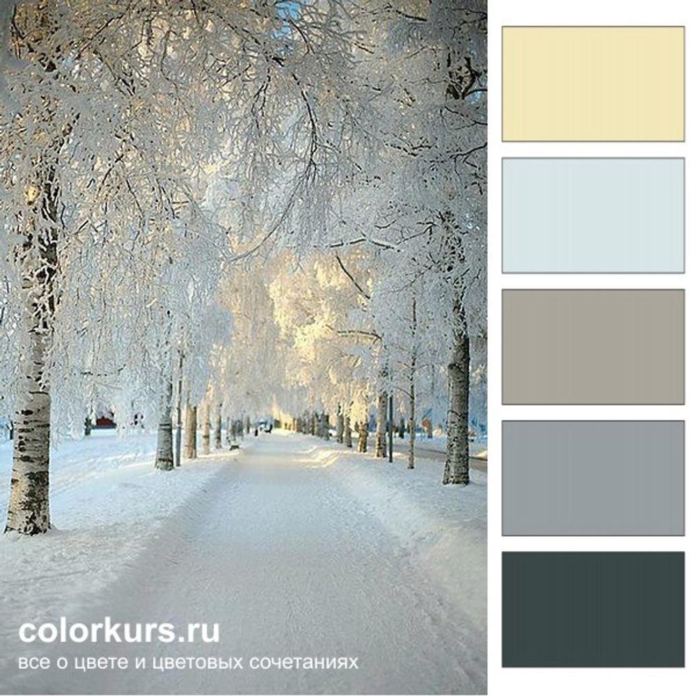 Фото. Снег бывает не только в России! На фото - Швеция. Здесь тоже можно любоваться невероятно изысканной игрой легкого света и голубоватого снега.