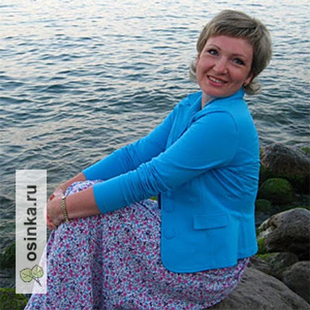 Фото. Жакет, футер с лайкрой. Автор - олинька .