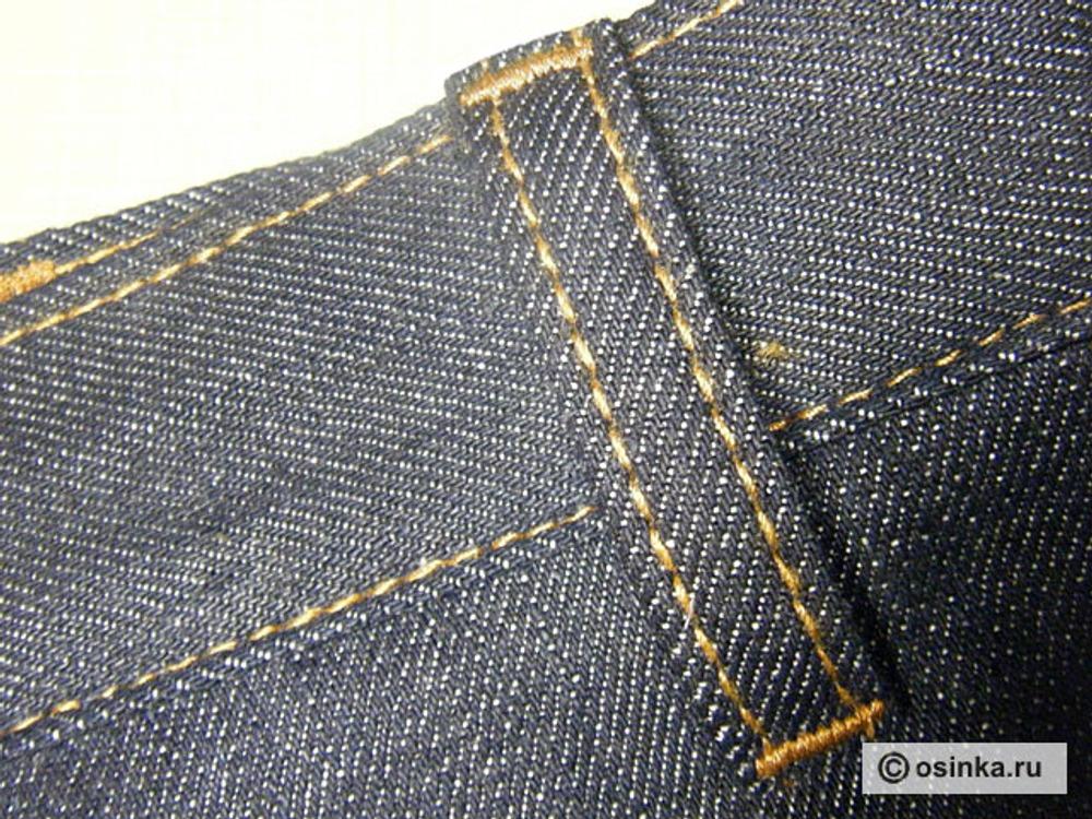 15. Теперь наши джинсы ничуть не хуже покупных!