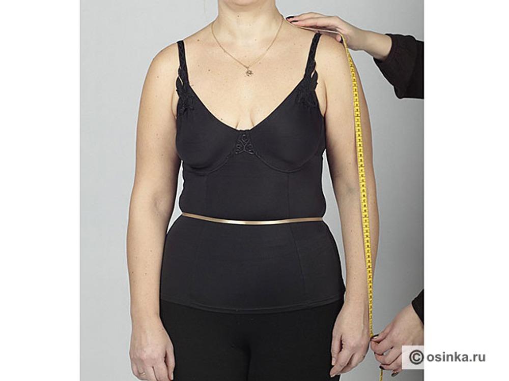 29. Др - длина рукава - измеряют при свободно опущенной руке от конечной плечевой точки до желаемой длины.