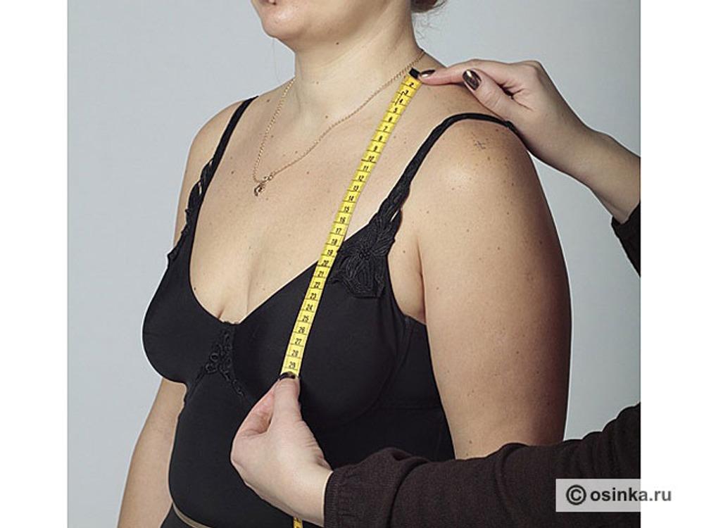 18. Вг - высота груди - расстояние от точки основания шеи до выступающей точки груди.