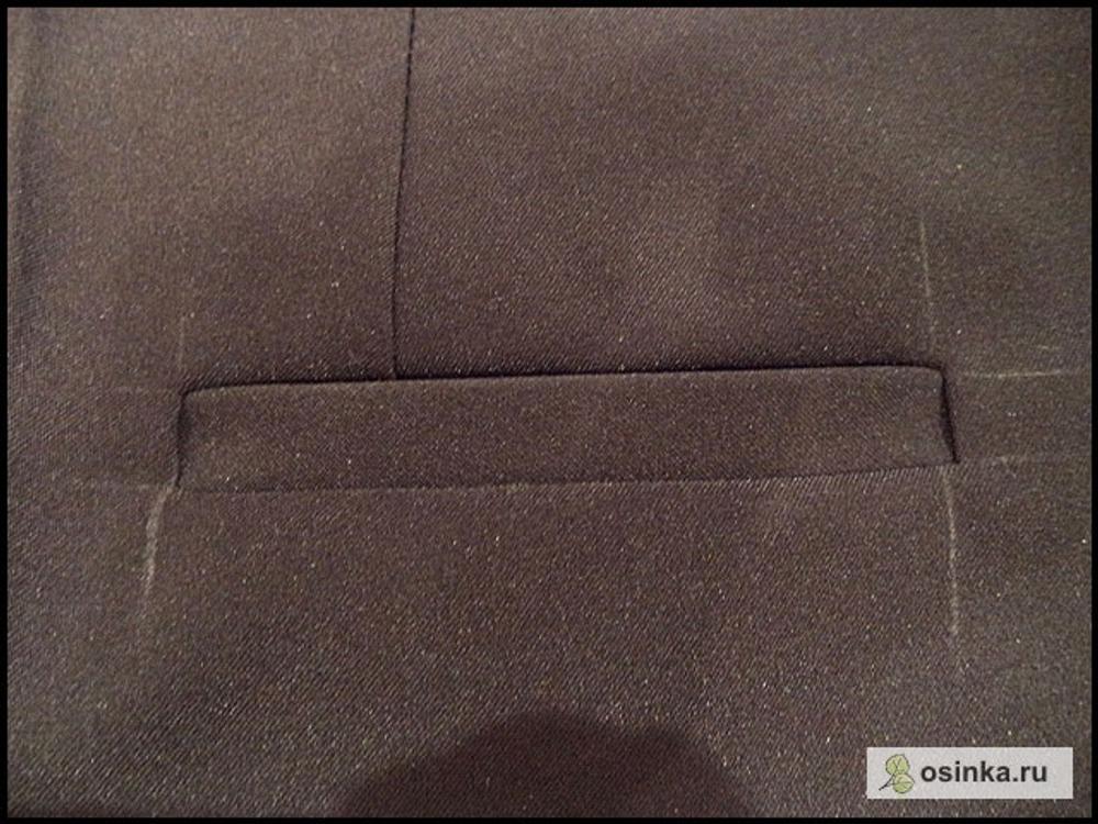 32. Выворачиваю, можно даже выправлять на гладильной доске и слегка приутюжить, чтобы все красиво лежало.