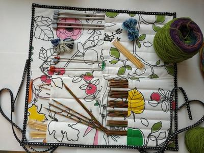 Кроха_Туля для мама Юся отправила органайзер для спиц и крючков