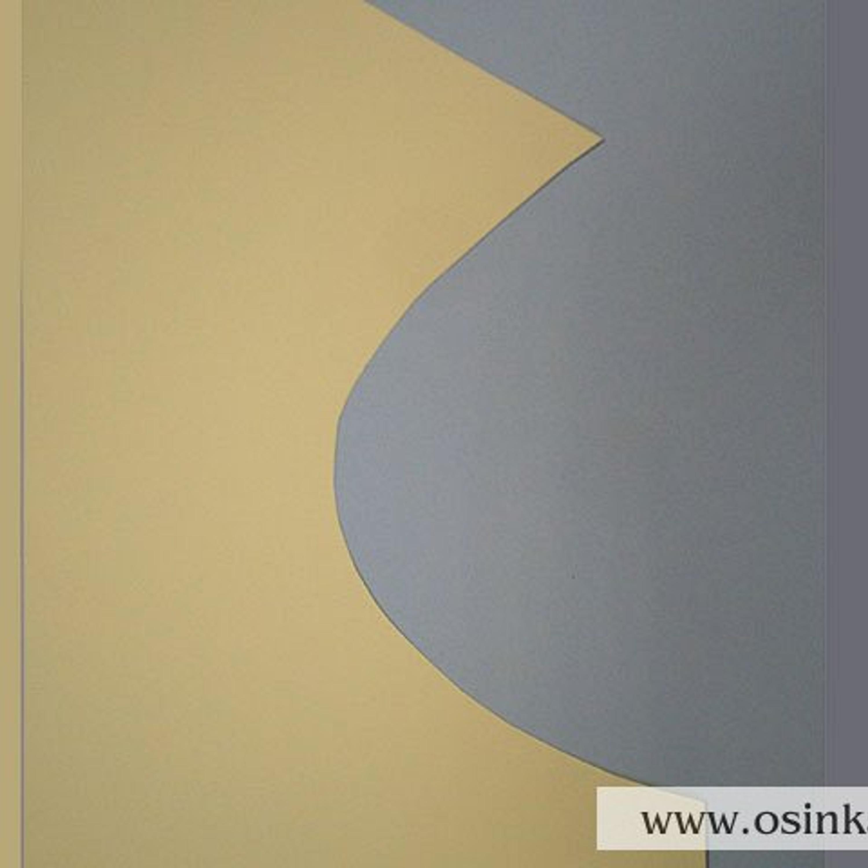 Урок 2. Расчет кривой линии изделия с ее последующим вывязыванием. Шаг 1. Делаем выкройку проймы в натуральную величину.