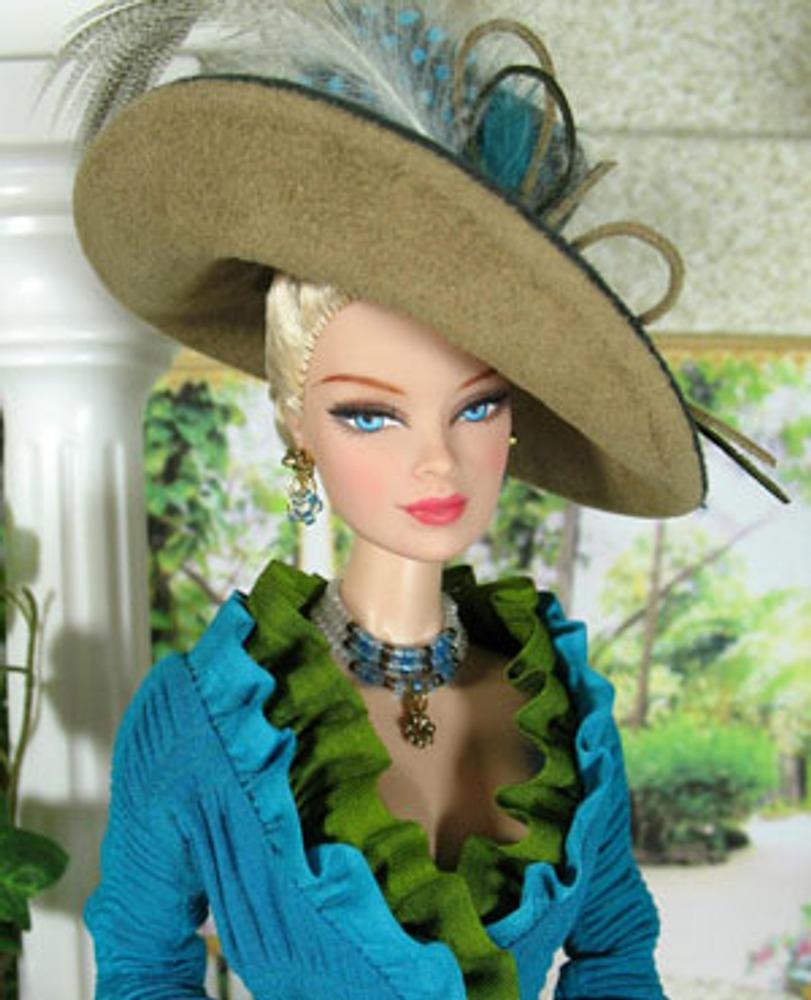 """Фото. Шляпка """"Beatrice""""."""