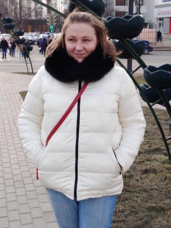 """Фото. Сбылась """"мечта"""" - белая куртка! Автор работы - anteks"""