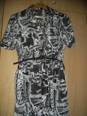 Фото. Платье-рубашка.   Автор работы - Lesi
