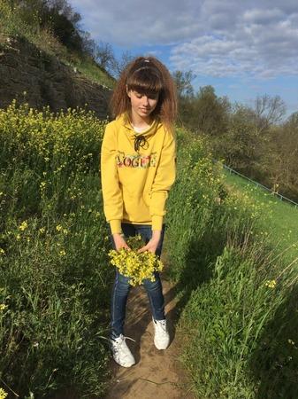 Фото. Солнечная пайта для дочки. Автор работы - Mokko1976