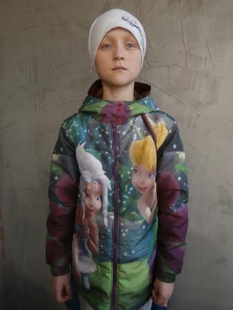 Фото. Весенне-осенняя купонная куртка. Автор работы - vedunia