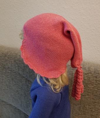 Фото. Детская шапочка.  Автор работы - Rady