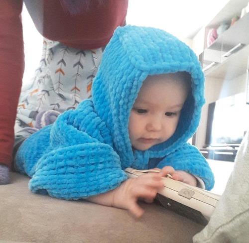 Фото. Вяжем малышам.  Автор работы - lana29.09