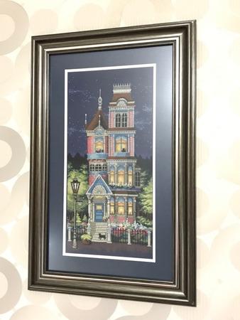 """Фото. Этот дом так и называется  """"Викторианский Шарм"""".  Автор работы - Eva Lara"""