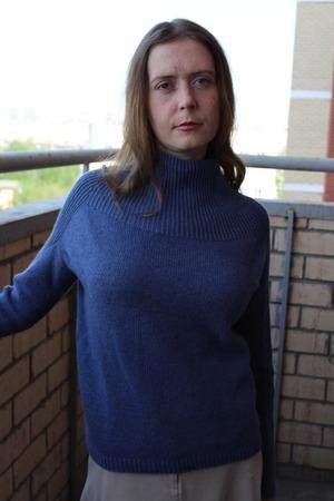 Фото. Пуловер Namila by amimonology.  Автор работы - aysvays