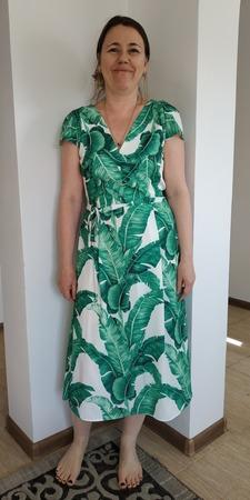 Фото. Платье себе любимой.   Автор работы - Чмок