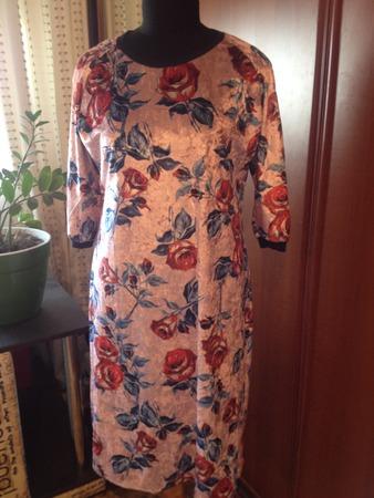 Фото. Платье себе.  Автор работы - anteks
