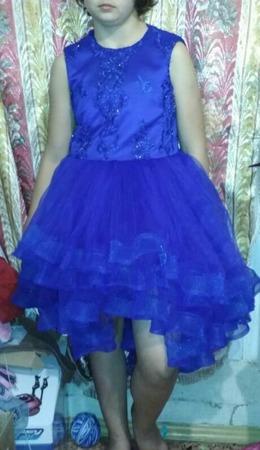 Фото. Платье на выпускной. Автор работы - Марысик
