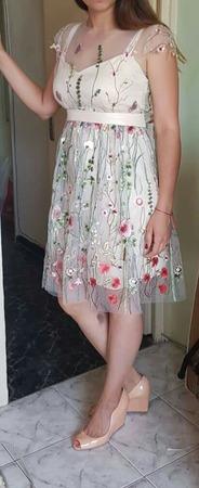 Фото. Платье для племянницы.  Автор работы - chrisi_79