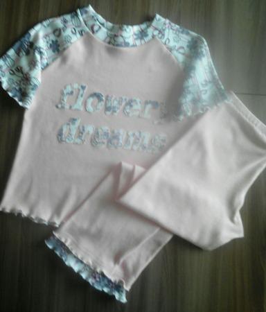Фото. Пижама для девочки. Автор работы - мамочкаИрочка