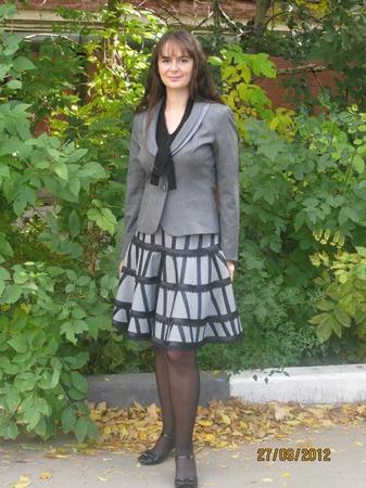 Фото. Та самая юбочка по мотивам юбки Дарьи Разумихиной.