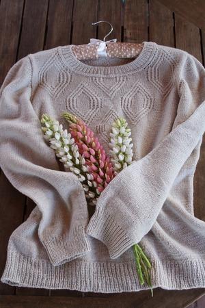 Фото. Джемпер по мотивам Sloan Dress от Narah Gaughan.  Автор работы - Gretel