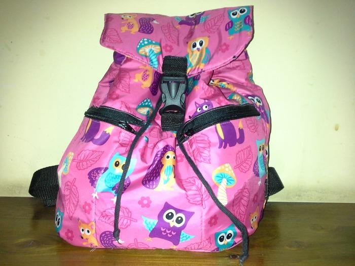 Фото. Рюкзак дочке. Автор работы - nnida