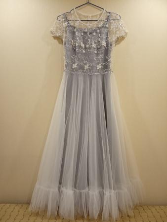 Фото. Платье для выпускницы.  Автор работы - MSvetLanka