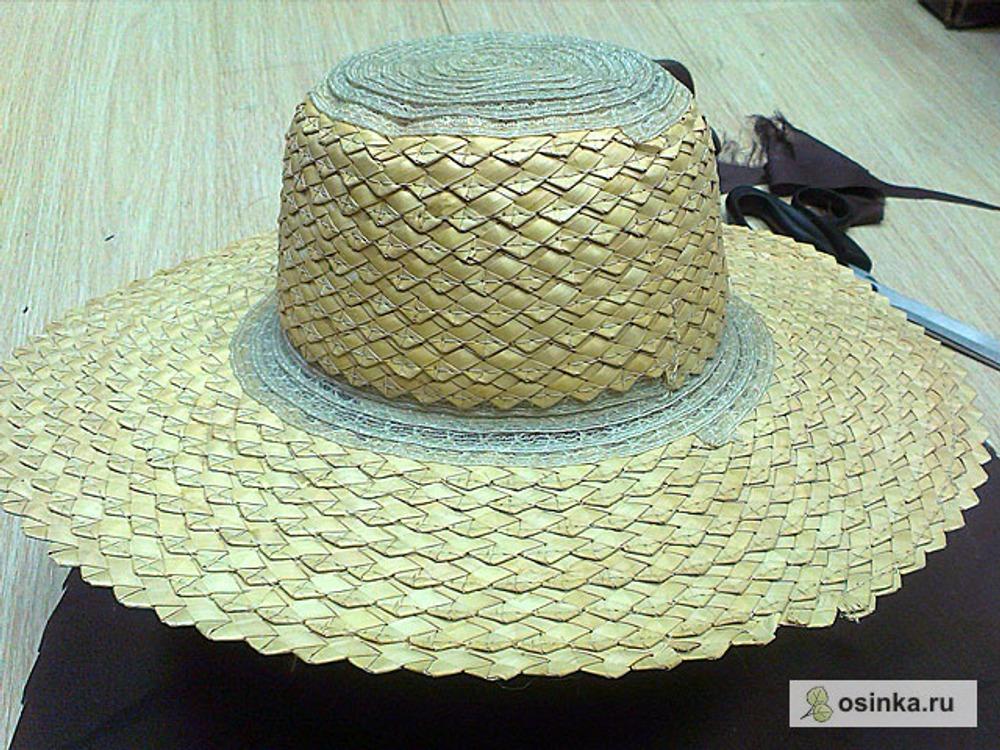 Как сшить шляпу мухомора или сделать из картона: выкройки с видео