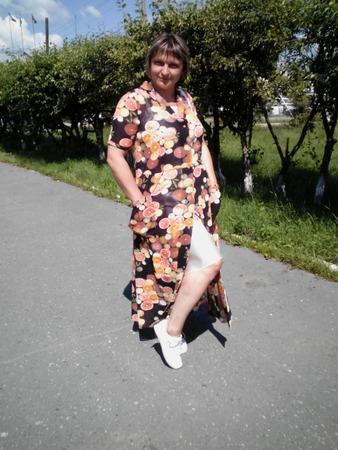 Фото. Платье-рубашка.  Автор работы - мамочкаИрочка