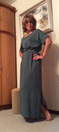 Фото. Платье сестре.  Автор работы - Люлёк
