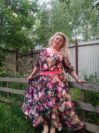 Фото. Платье.   Автор работы - vavilena