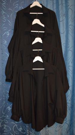 Фото. 4 рубашки женских.   Автор работы - Веревочк@