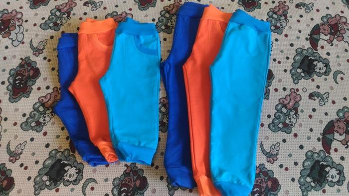 Фото. Детские штанишки.   Автор работы - Иришка-Аришка