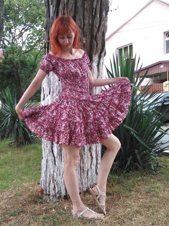 """Фото. Платье """"барышня"""".  Автор работы - IvlevaAnna"""