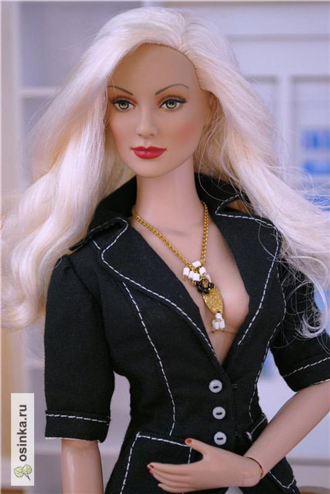 Фото. Что такое ООАК? Это кукла до работы.