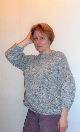 Фото. Emotion sweater. Автор работы - Оксана Б.