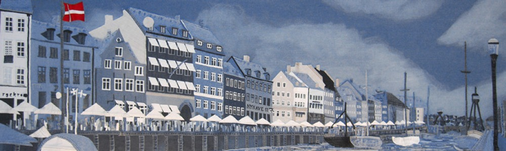Nyhavn, Denim on Denim, 2000x600, 2009