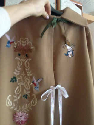 Фото. Блузка с вышивкой.  Автор работы - 69Alfeeva78