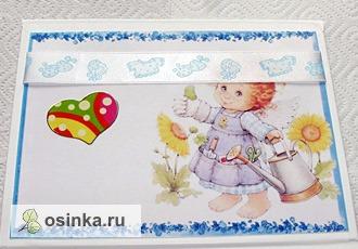 """Фото. Первый документ малыша - Свидетельство о рождении, тоже нуждается в красивой """"одежке"""". Автор - Cherney ."""