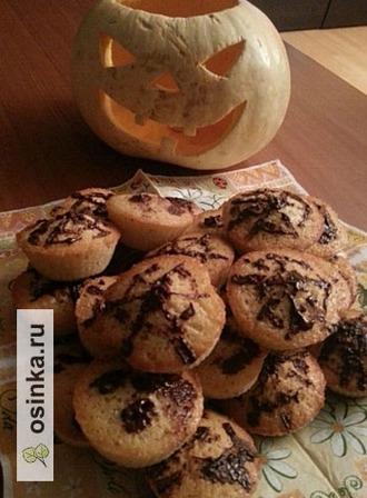"""Фото. Ну какой праздник без угощения. Особые """"паутинное"""" и """"паучье"""" печенье и кексы  от Inna Ps ."""
