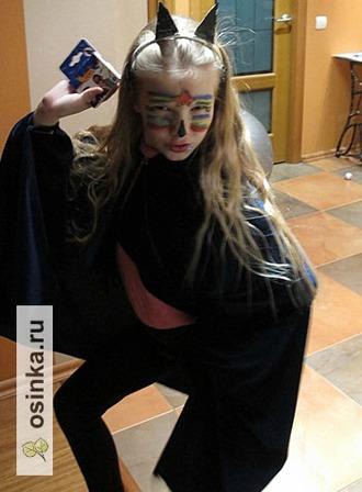 Фото. А это костюм лукавого  и  симпатичного Чертенка  от Irish1 .