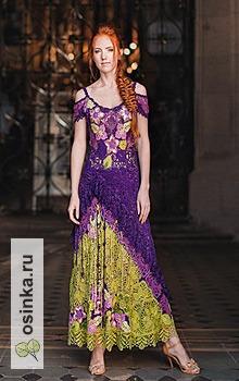 """Фото. В роскошном вечернем платье """"Angelika"""" вы будете неотразимы. Автор - Julia_Tushnicka ."""