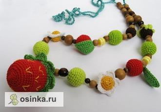 """Фото. Слингобусы """"Лето"""" - """"летняя"""" игрушка для малышей. Автор - IrinaS ."""