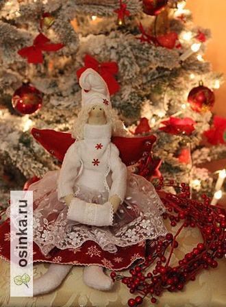 Фото. Лучший подарок для девочки (любого возраста) - кукла ручной работы.  Автор - Аксёнок .