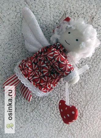 Фото. Нежные ангелочки от dollarisa готовы подарить свое сердце вам и вашим любимым в День Святого Валентина.
