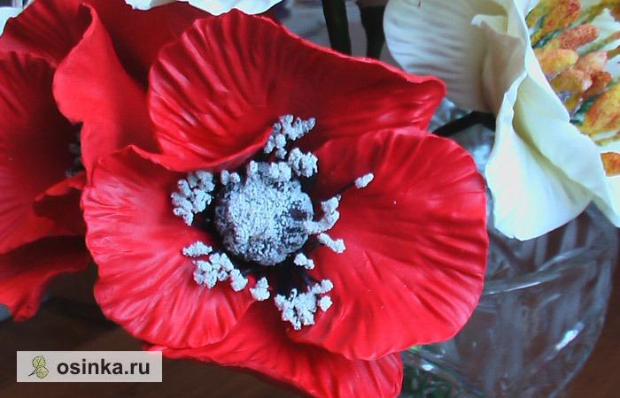 Фото. Создание тычинок - особая тема. Автор - rasmiya .