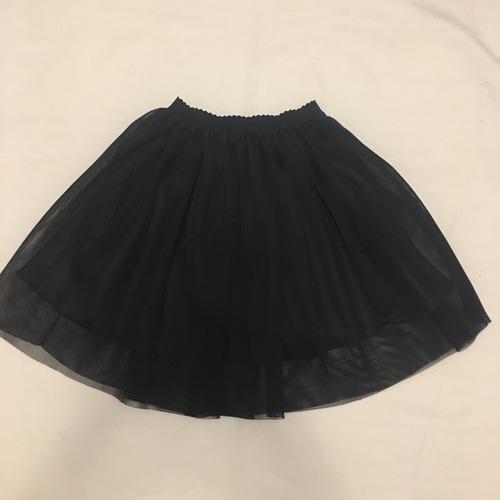 Фото. Школьная юбка из сетки.  Автор работы - MalTa