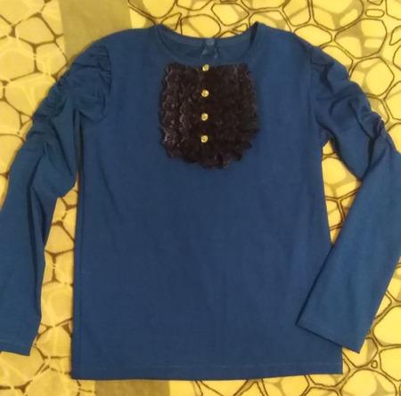 Фото. Школьная блузка.  Автор работы - Alexis13
