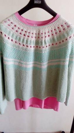 Фото. Пуловер Blanche by Die Mercerie.  Автор работы - lediosen