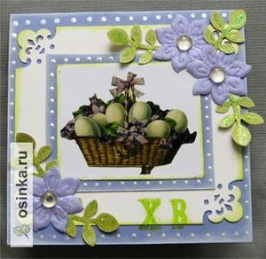 Фото. Копилка идей: пасхальные открытки - возрождение традиций!